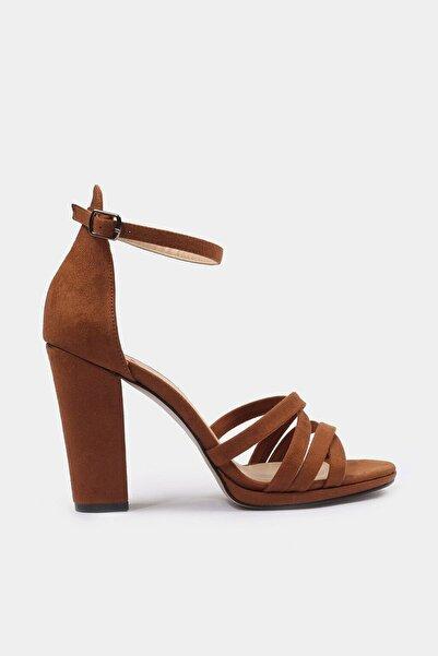 Hotiç Taba Kadın Sandalet