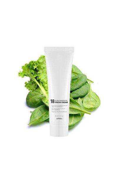 Missha A'PIEU 18 Fresh Cream (For Oily&Combination Skin)