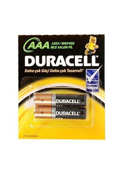 Duracell 2'li Kartela Aaa İnce Pil 97350530