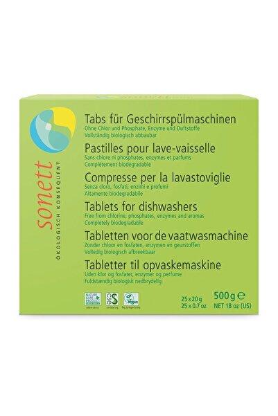 Sonett Organik Bulaşık Makinesi Tableti- 25 x 20 g