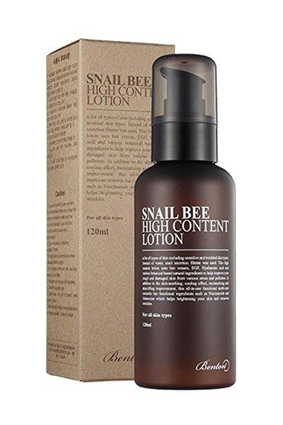 Benton Snail Bee High Content Lotion - Yenileyici ve Koruyucu Losyon 120 ml