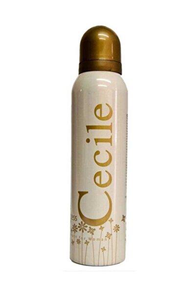 Cecile Princess 150 Ml Kadın Deodorant