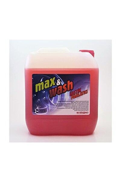 Max&Wash Lastik Parlatıcı ve Süper Siyahlaştırı Max&Wash 5 Kg