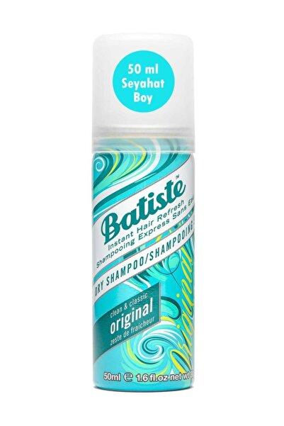 Batiste Original Kuru Şampuan Seyahat Boy 50 ml