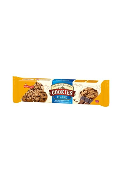 Çikolata parçalı kurabiye 150g (UTZ Sertifikalı)