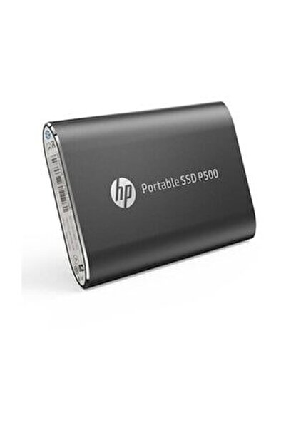 P500 250 GB SSD Taşınabilir Portatif SSD Disk 7NL52AA
