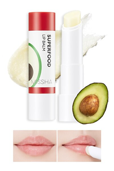 Missha Super Food Avocado Lip Balm