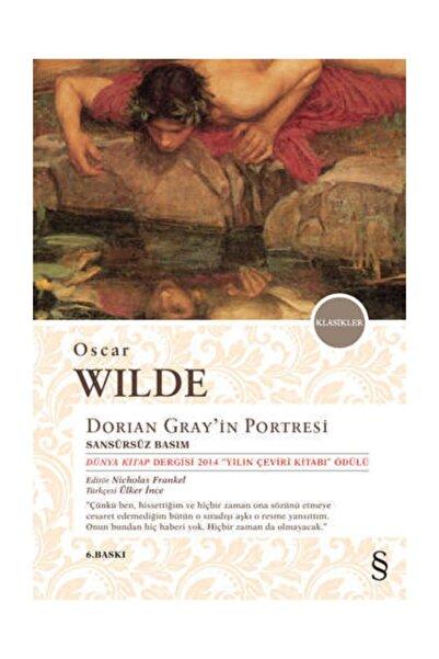 Everest Yayınları Dorian Gray'in Portresi (Sansürsüz Basım)