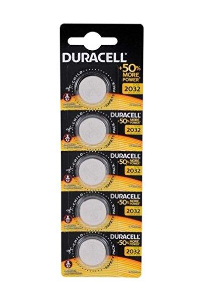 Duracell Pil 2032 5'Li 3 Volt