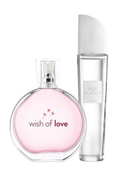 Wish of Love + Pur Blanca Kadın Parfüm Seti 8681298983385