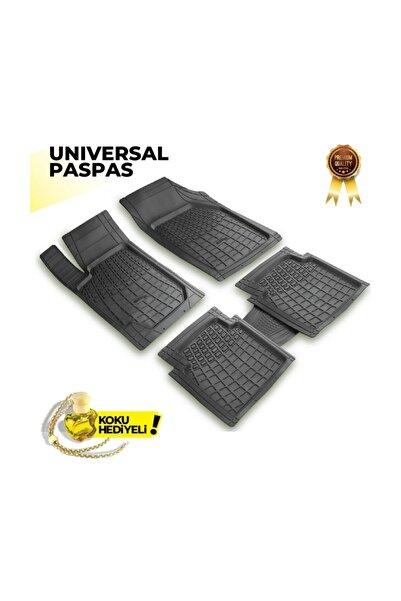 ArabaMaraba CHEVROLET Cruze 2009 Sonrası 3D Havuzlu Oto Paspas Seti Siyah