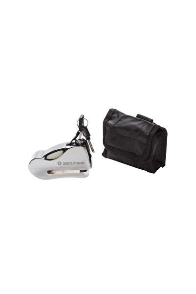 Securage Alarmlı Motosiklet Disk Kilidi (7mm)
