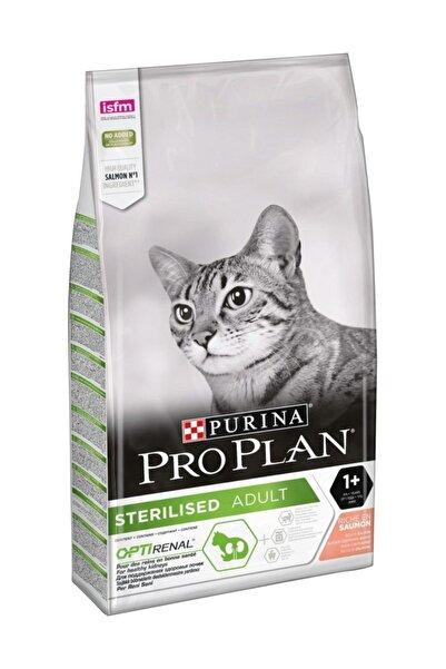 Proplan Kısırlaştırılmış Somonlu Kuru Kedi Maması - 10 kg