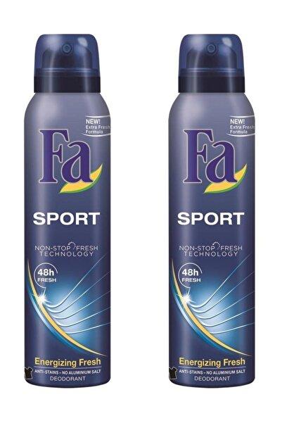 Fa Sport Men  Deosprey 150 ml X 2 Adet
