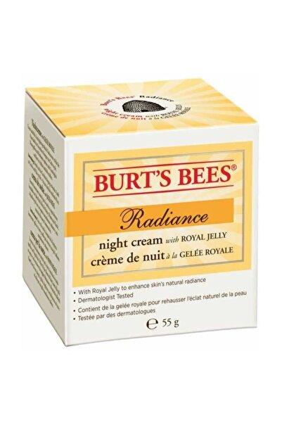 Burts Bees Arı Sütü İçeren ve Cilde Aydınlık veren İnce Çizgiler için Gece Kremi 55 g 792850186002