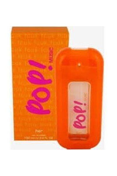 Fcuk Pop Music Edt 100 ml Kadın Parfümü 870283007115
