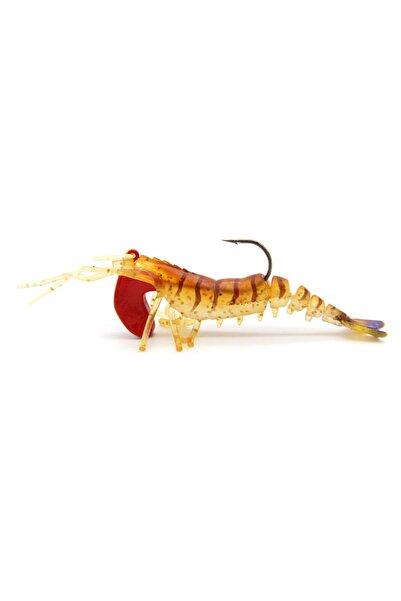 SEA HORSE Manic 3D Shrimp Karides 7Cm Silikon Yem