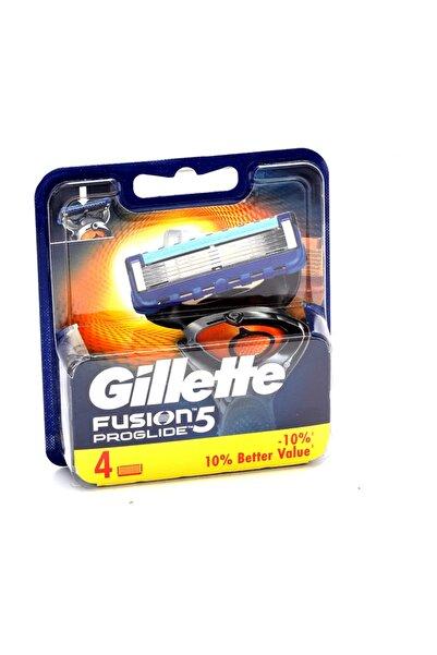 Gillette Tıraş Bıçağı Fusion Proglide 4'lü