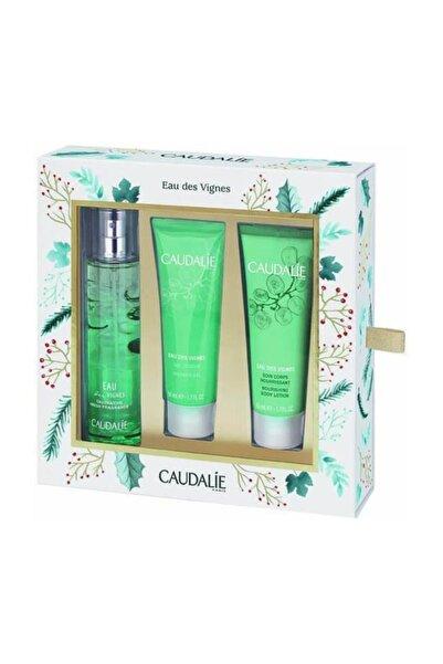 Caudalie Bergamot Aromalı Parfüm 50 ml + Duş jeli 50 ml ve Vücut Losyonu 50 ml 3522930025221