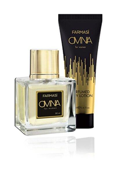 Farmasi Omnia Edp 50 ml + Vücut Losyonu 100 ml Kadın Parfüm Seti 9502400099999