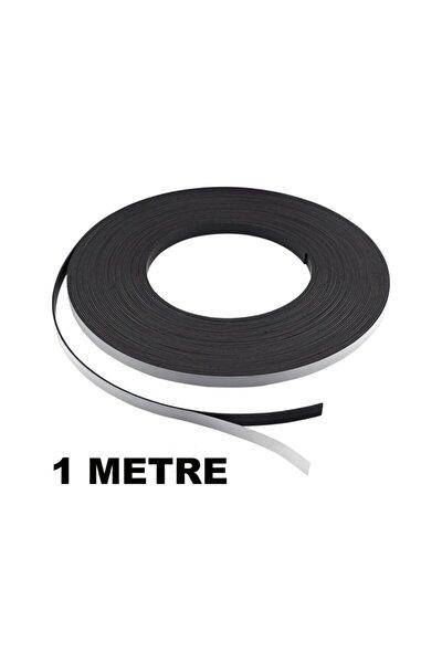 Dünya Magnet 1 Metre Şerit Magnet Mıknatıs - Arkası Yapışkanlı Çıkartmalı