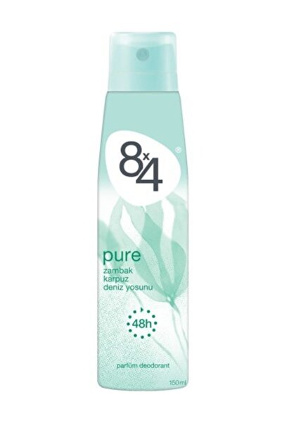 Pure Sprey Deodorant 150Ml Kadın