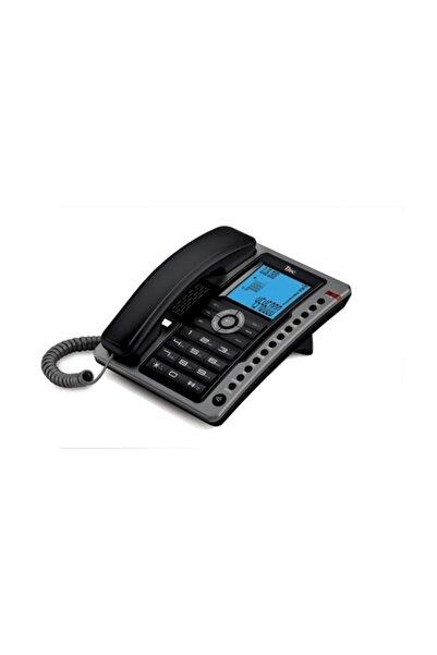 TTEC PLUS Ttec TK6101 Masaüstü Telefon Siyah Gümüş