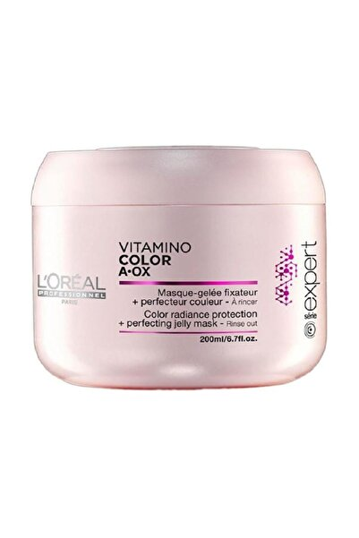 L'oreal Professionnel Serie Expert Vitamino Color Aox Gel Maske 200 ml
