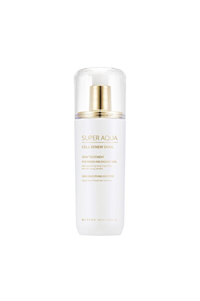 Missha Nemlendirici Tonik - Super Aqua Cell Renew Snail Skin Treatment 8809581458567
