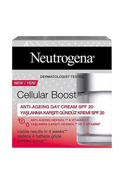 Neutrogena Cellular Boost Yaşlanma Karşıtı Gündüz Kremi 20 - 50 ml