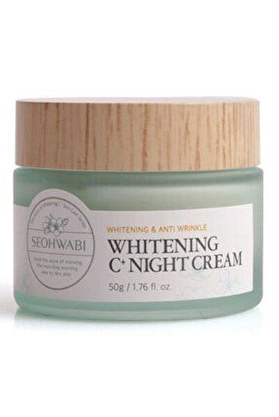 Whitening C+ Night Cream - Aydınlatıcı Gece Kremi