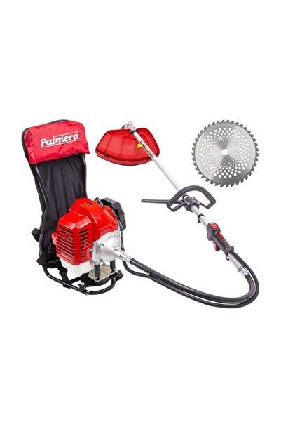 Palmera Bg 520 A Benzinli Motorlu Sırt Tırpan Ot Çim Çay Kesme
