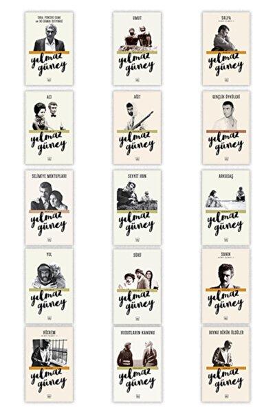 İthaki Yayınları Yılmaz Güney Set 15 Kitap Takım