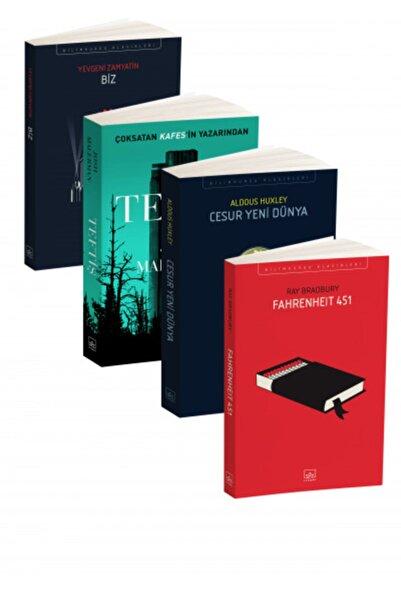 İthaki Yayınları Distopya Başlangıç Seti 4 Kitap Takım