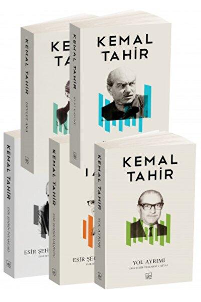 İthaki Yayınları Kemal Tahir 5 Kitap Takım