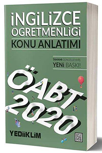 2020 ÖABT İngilizce Öğretmenliği Konu Anlatımı