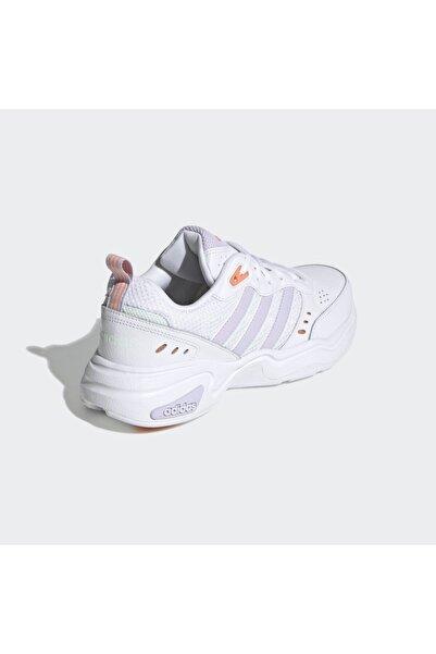Kadın Beyaz Strutter Sneaker