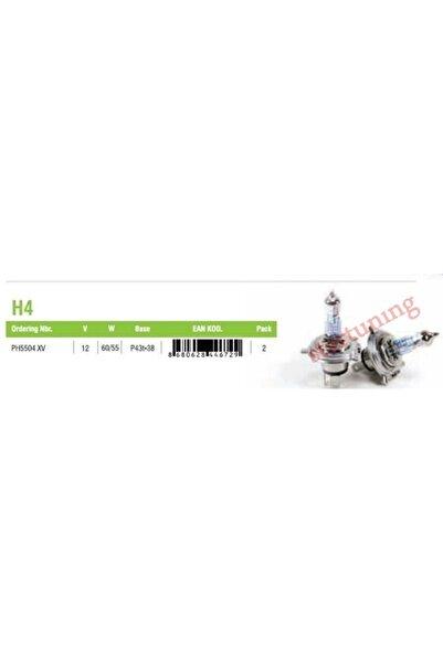 Inwells Photon H4 12v 60/55w Xtreme Vision +%100 Fazla Işık Ph5504 Xv