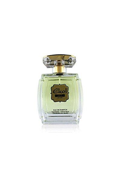 Ekol Eau De Parfume 100 ml Yellow Unisex Parfüm