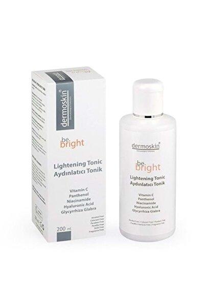 Dermoskin Lightening Tonic ( Aydınlatıcı Tonik ) 200 ml
