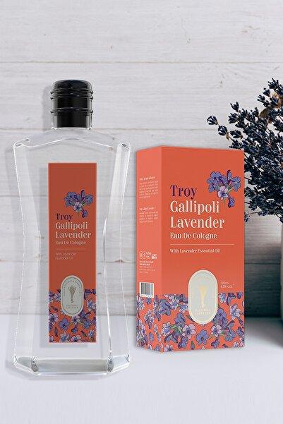 Gallipoli Lavender Lavanta Kolonyası 80 ° Cam Şişe 260 ml