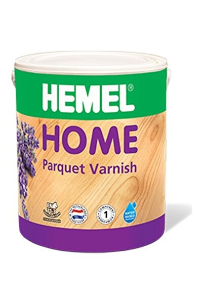 Hemel Home Parquet Varnish İpek Mat