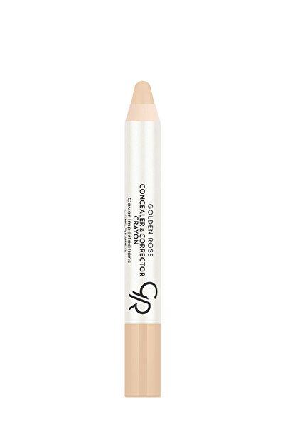 Golden Rose Kapatıcı - Concealer & Corrector Crayon No: 03 8691190694838