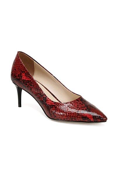 Butigo Ates Kırmızı Kadın Gova Ayakkabı