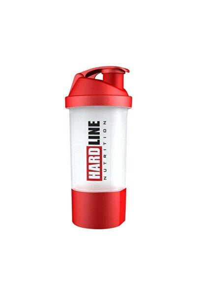 Hardline Nutrition Shaker 2 Hazneli 600 ml