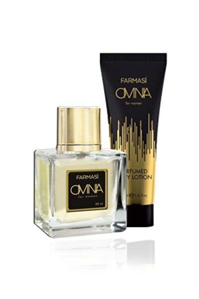 Farmasi Omnia Edp 50 ml Kadın Parfüm 985000 + Vücut Losyonu