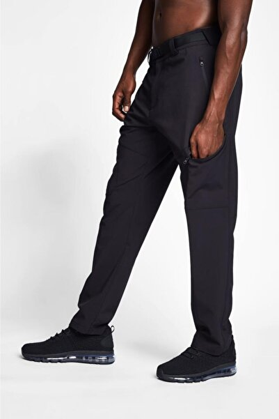 Lescon Erkek Siyah Pantolon