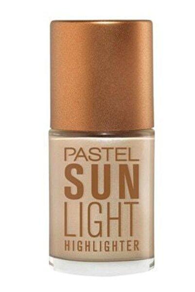 Pastel Likit Aydınlatıcı Sunlight Highlighter No 101 8690644010668