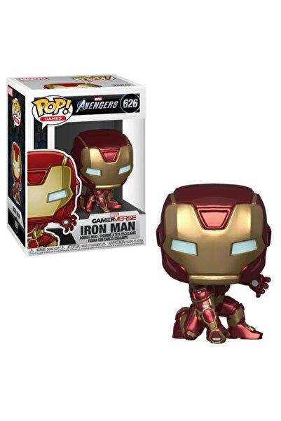 Funko Pop Marvel Avengers Iron Man Fıguru No:626