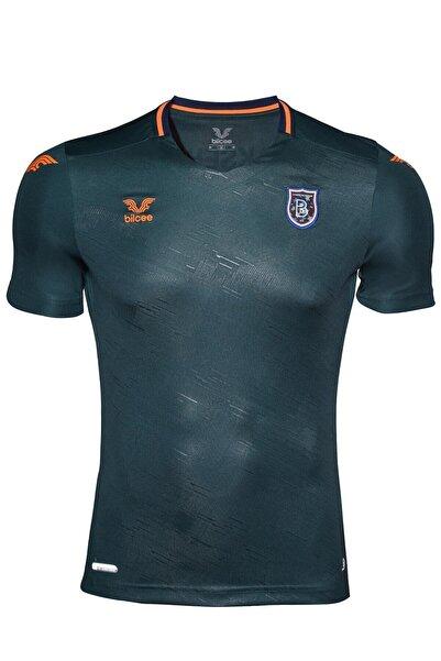 bilcee Başakşehir Yeşil Antrenman T-Shirt BS-3476
